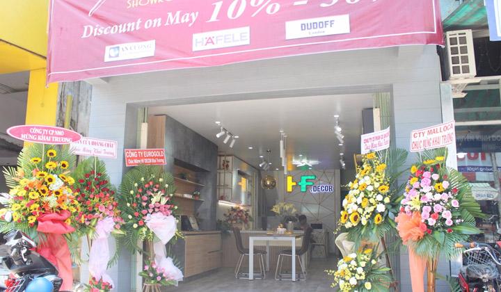 Giới thiệu HF Decor văn phòng tại Quảng Ngãi
