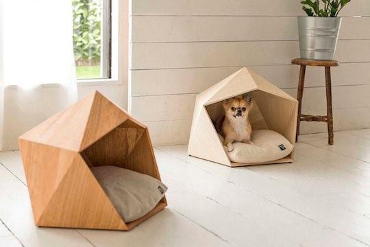 Nhà cho thú cưng tại HF Decor Quảng Ngãi đáp ứng tiêu chí đẹp - bền - an toàn