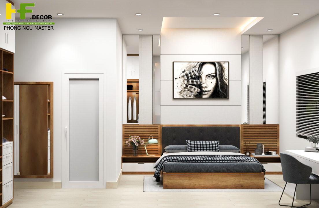 HF Decor Quảng Ngãi sẽ thiết kế các phòng ốc trở nên thông thoáng, và chuẩn thẩm mỹ cho ngôi nhà