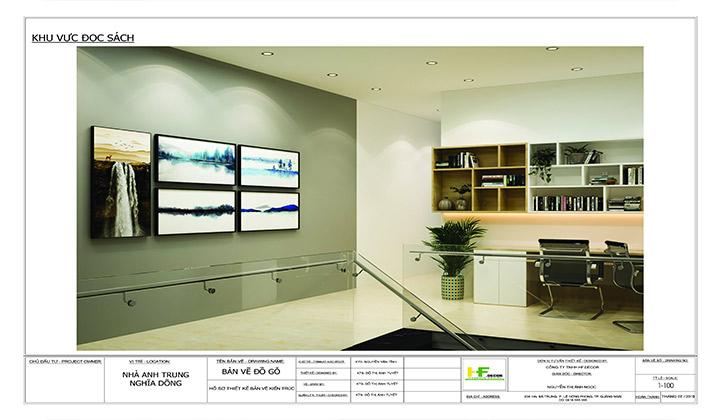 Quy trình thi công nội thất tại HF Decor đảm bảo tính chuyên nghiệp, mang đến dịch vụ tốt nhất cho khách hàng