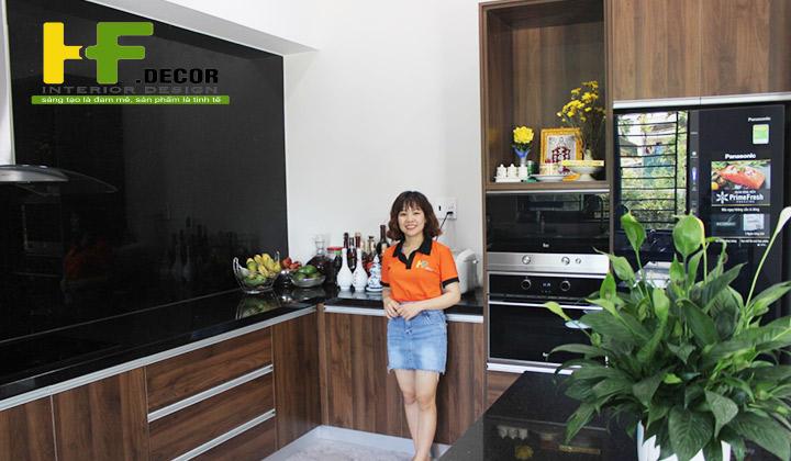 Thi công nội thất tại HF Decor Quảng Ngãi nên tiến hành ngay sau khi hoàn thiện phần thô của ngôi nhà