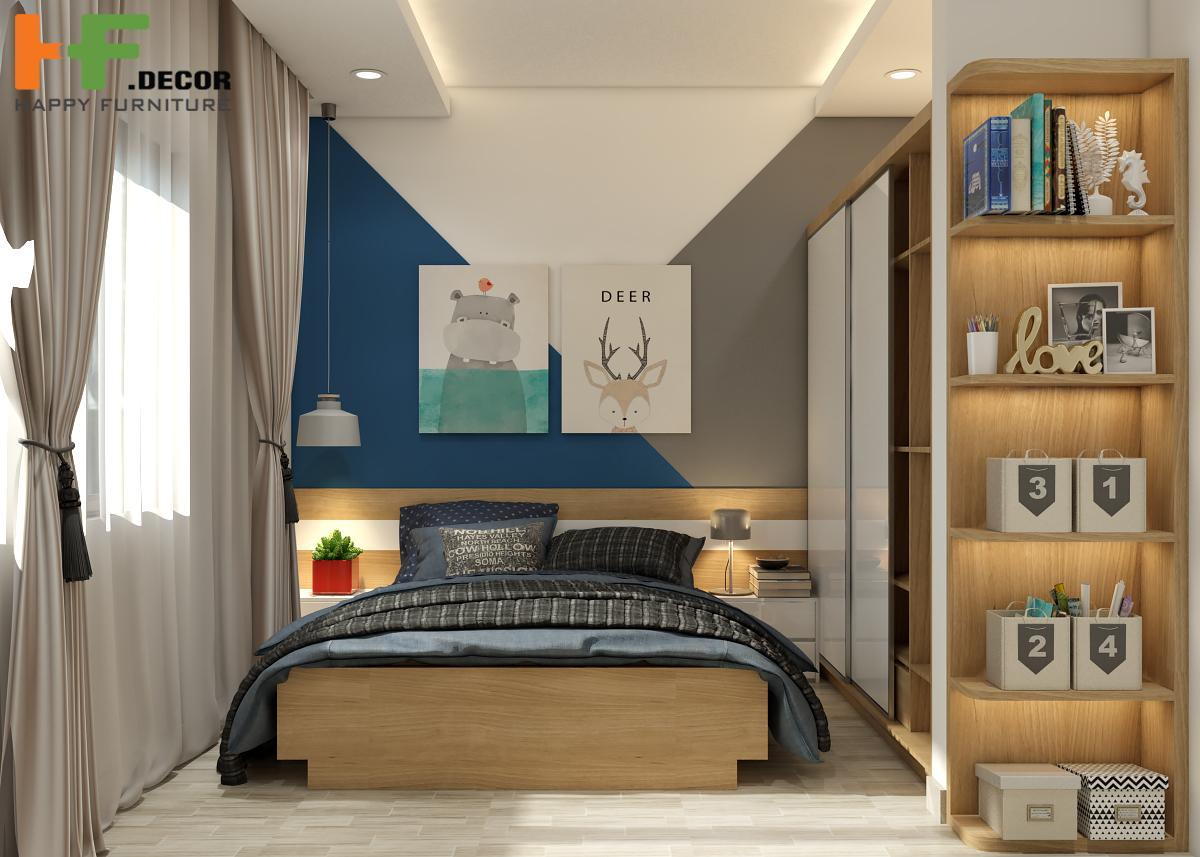 Sản phẩm nội thất tại HF Decor với chất lượng 100% từ nguyên vật liệu gỗ hiện đại, đảm bảo an toàn cho người sử dụng